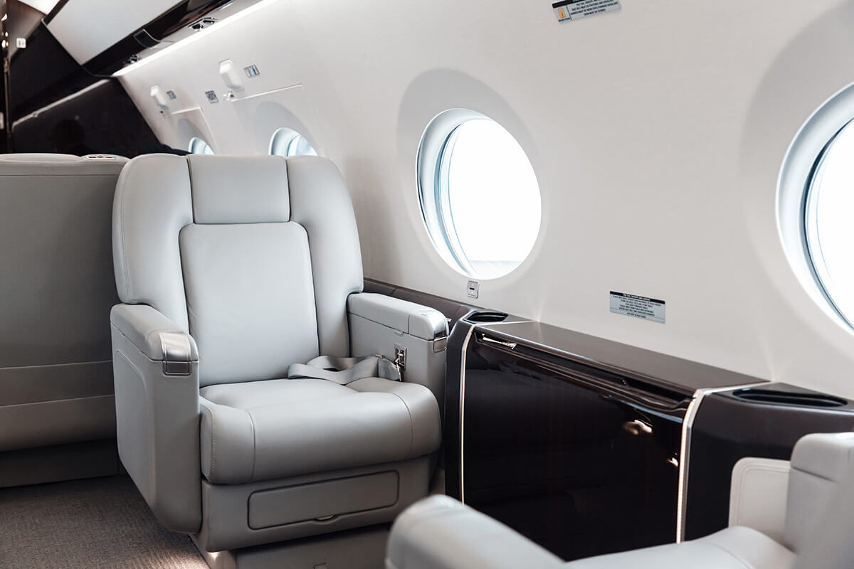 private air charter services, international air charters